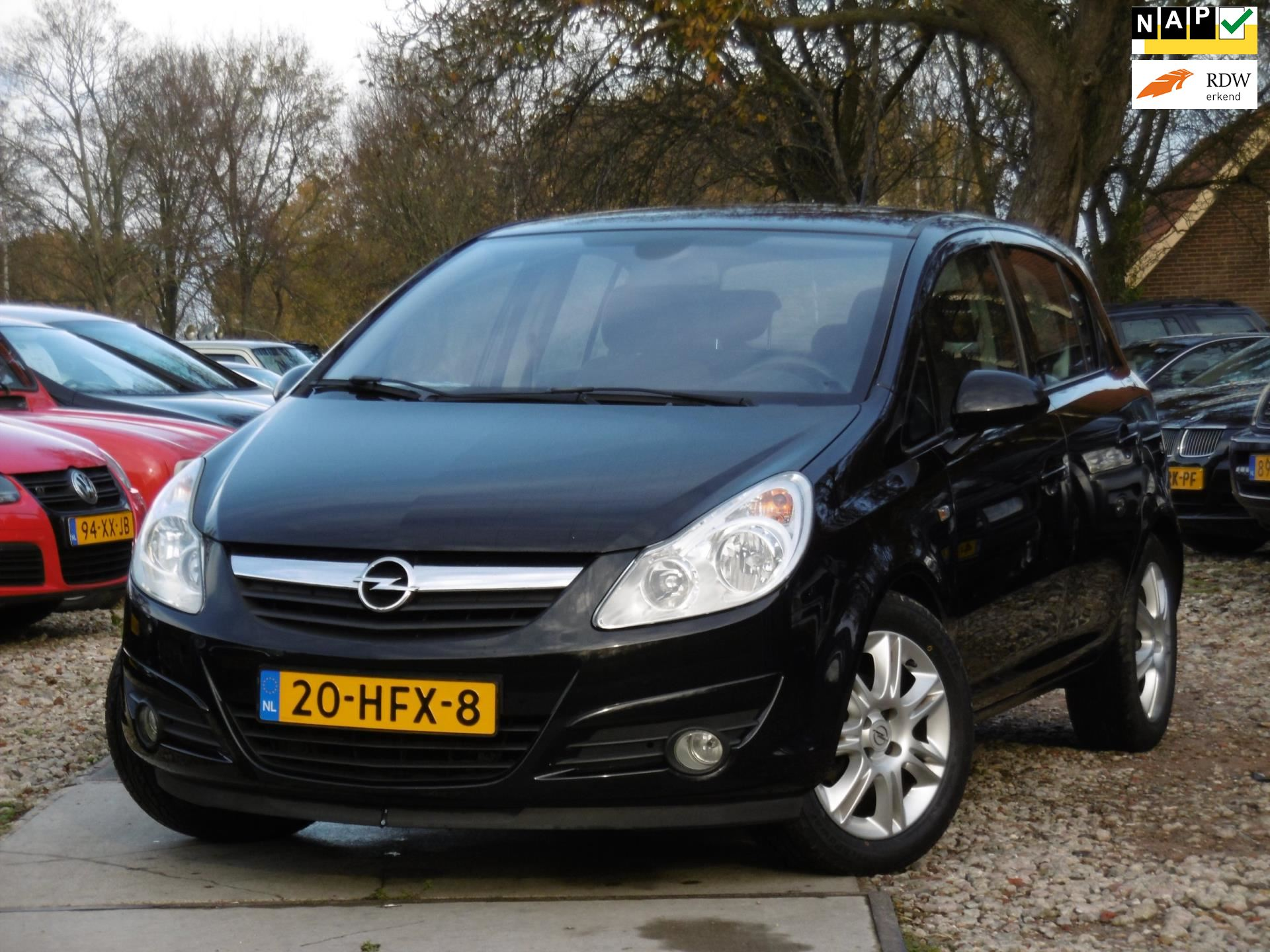 Opel Corsa occasion - Dunant Cars