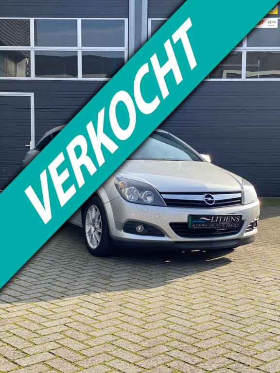 Opel Astra GTC occasion - Litjens Trading