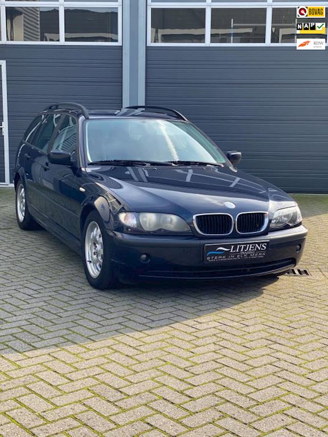 BMW 3-serie Touring 320d Special Edition
