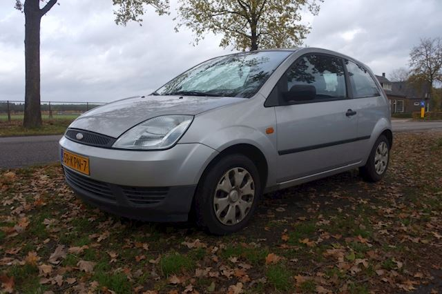 Ford Fiesta 1.3 Style  3 drs 227 dkm nw apk tot 15-11-2021