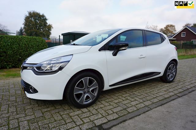 Renault Clio 0.9 TCe ECO Night&Day navigatie cruise contr