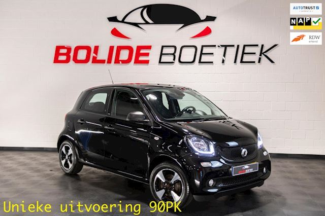 Smart Forfour 1.0 Turbo 90PK!! Passion Plus| LED-pakket| Comfort-pakket| Cool & Audi