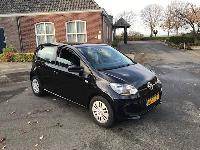 Volkswagen Up! 1.0 move up! BlueMotion 5 DEURS NAVIGATIE !