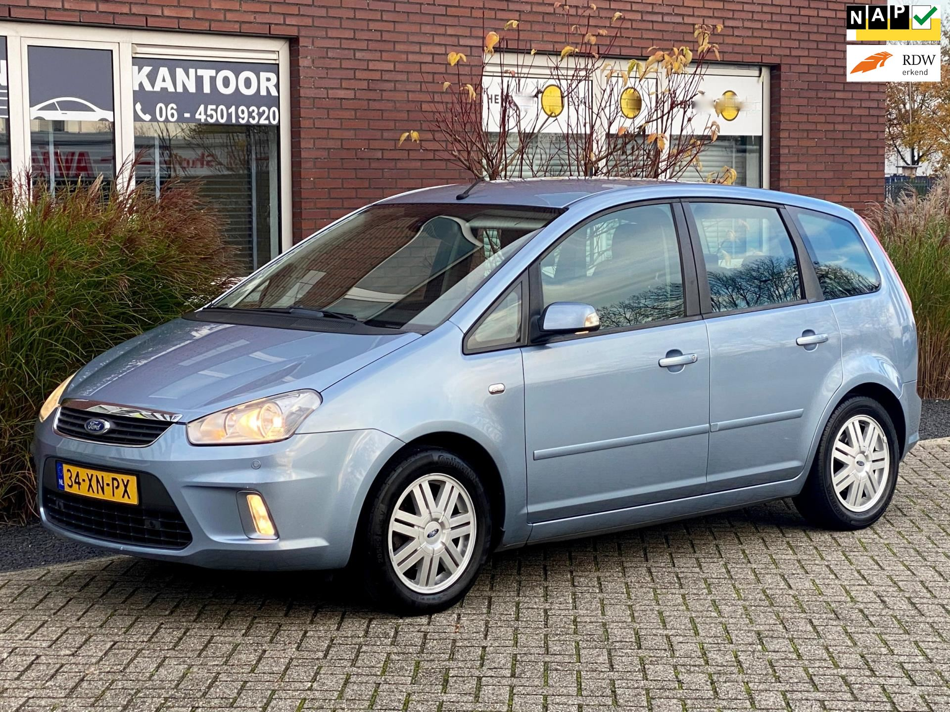 Ford C-Max occasion - Van Loon Automotive
