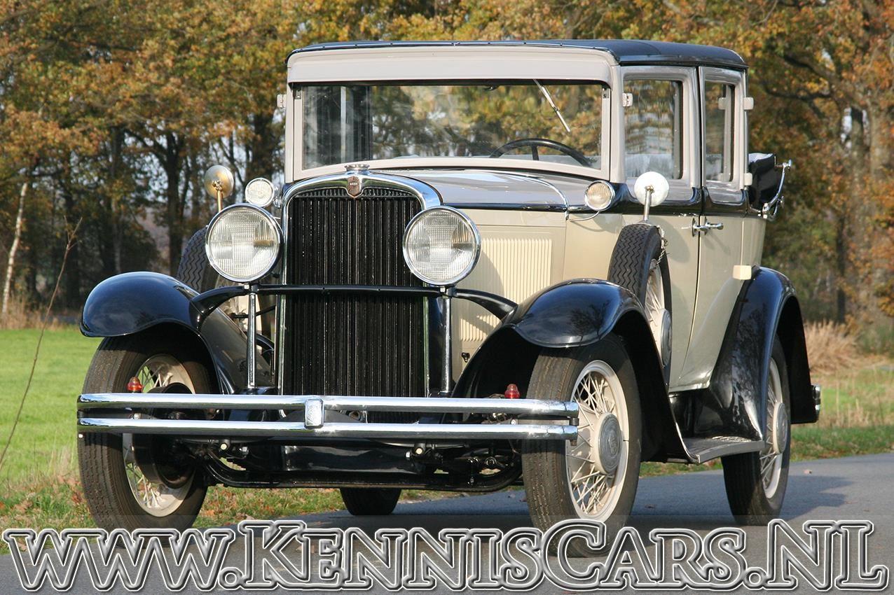 Nash 1931 480-455 Landaulette occasion - KennisCars.nl