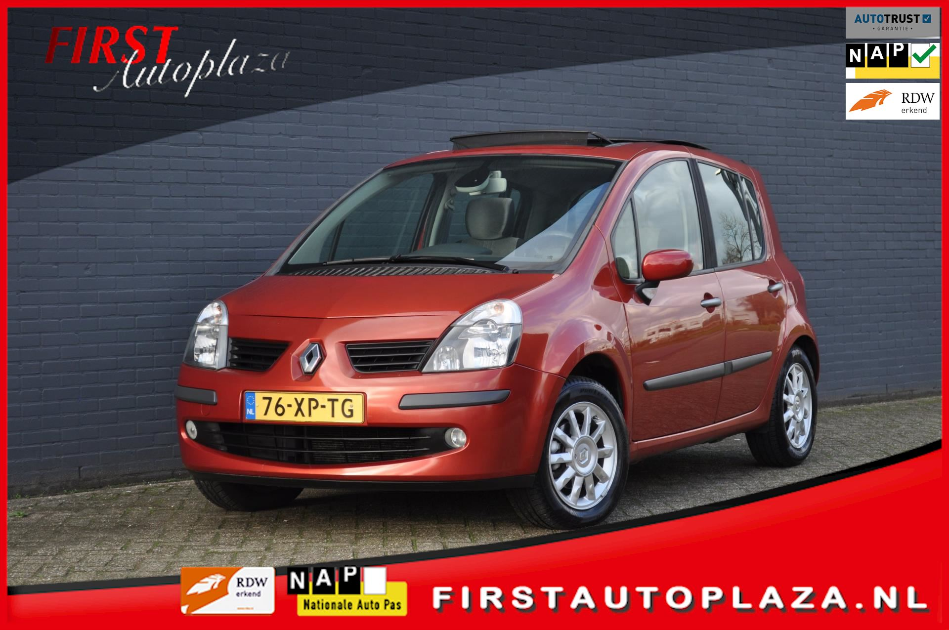 Renault Modus occasion - FIRST Autoplaza B.V.