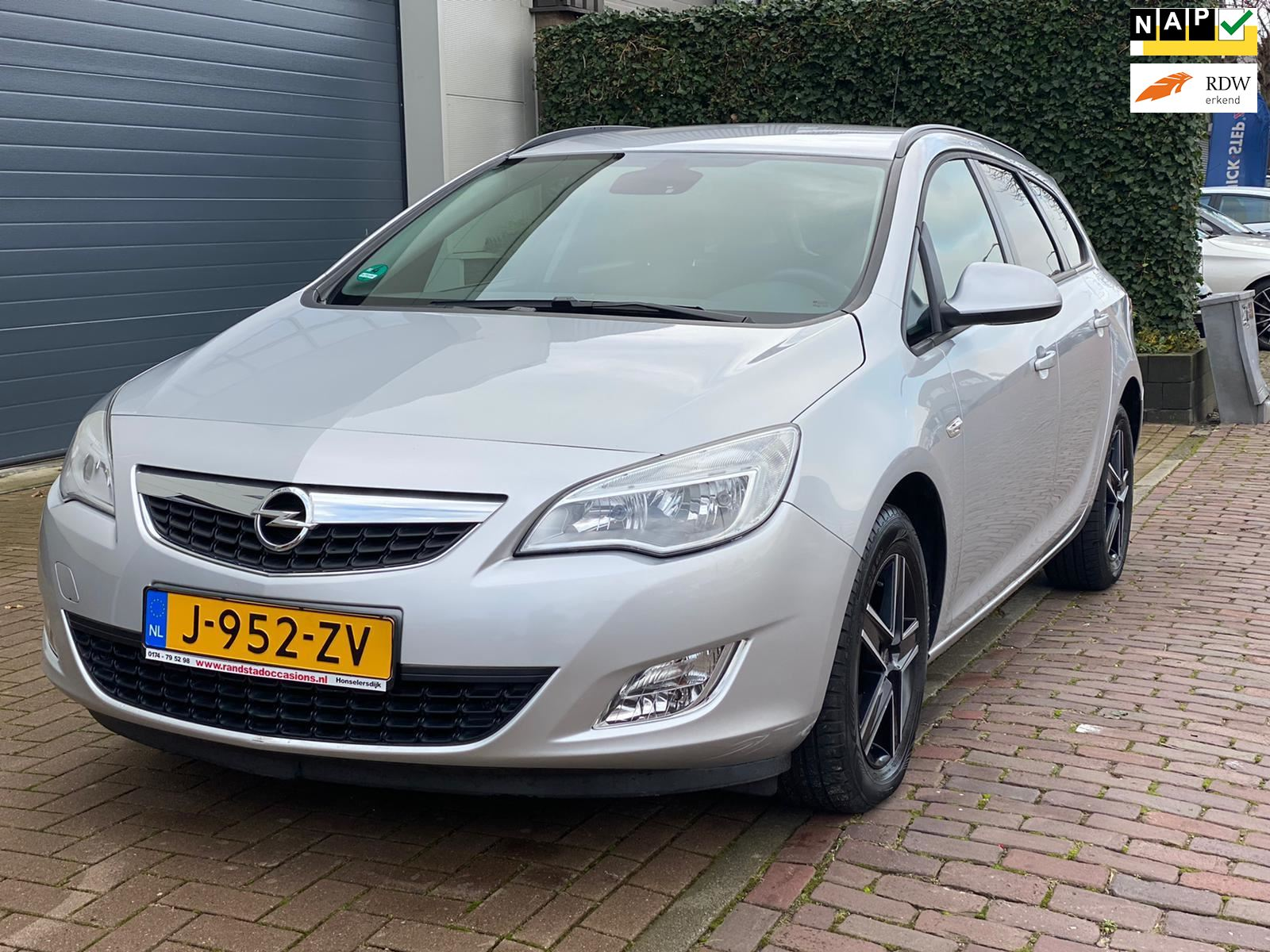 Opel Astra Sports Tourer occasion - Randstad Occasions