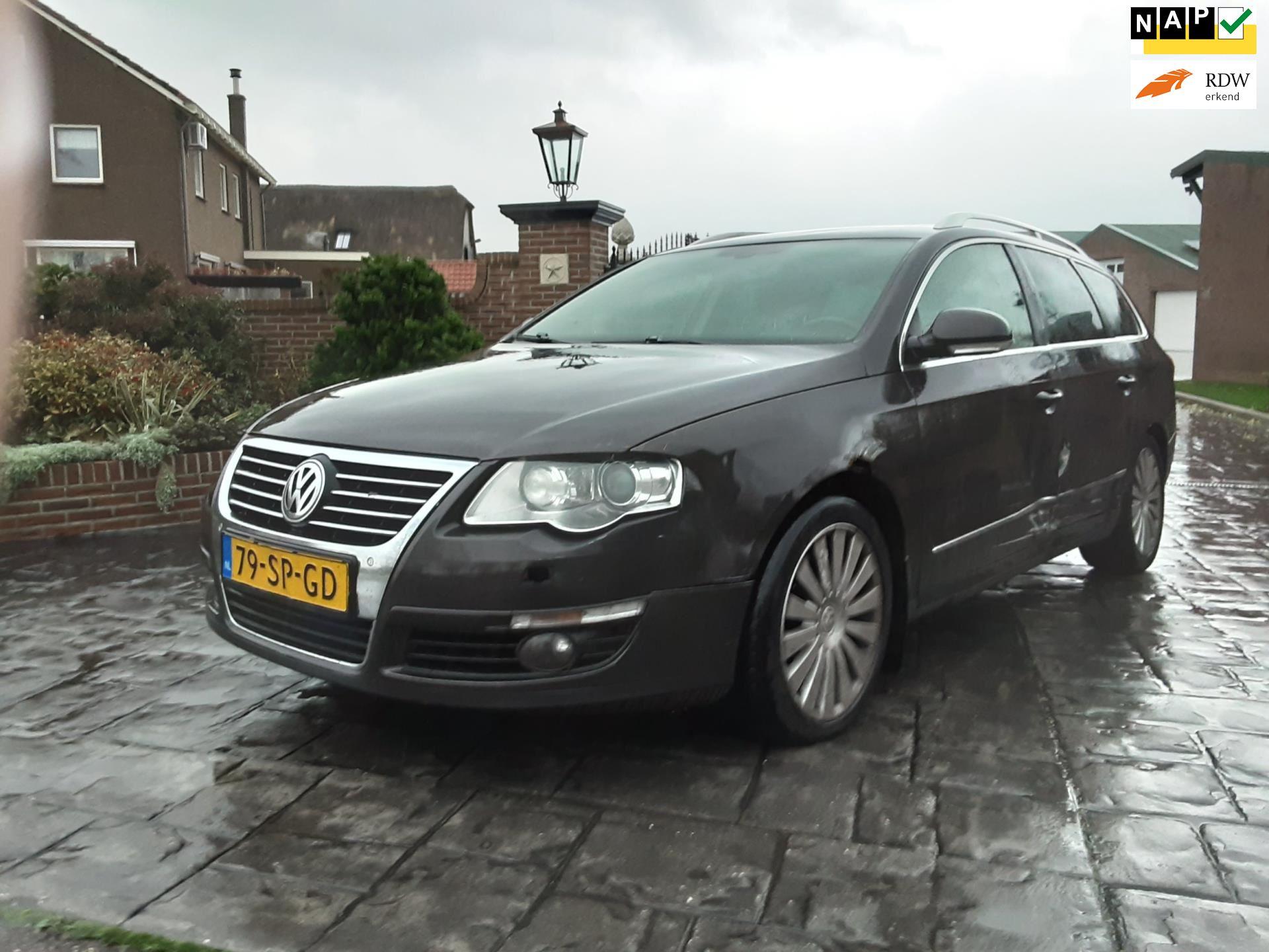 Volkswagen Passat Variant occasion - Autobedrijf Oudewater