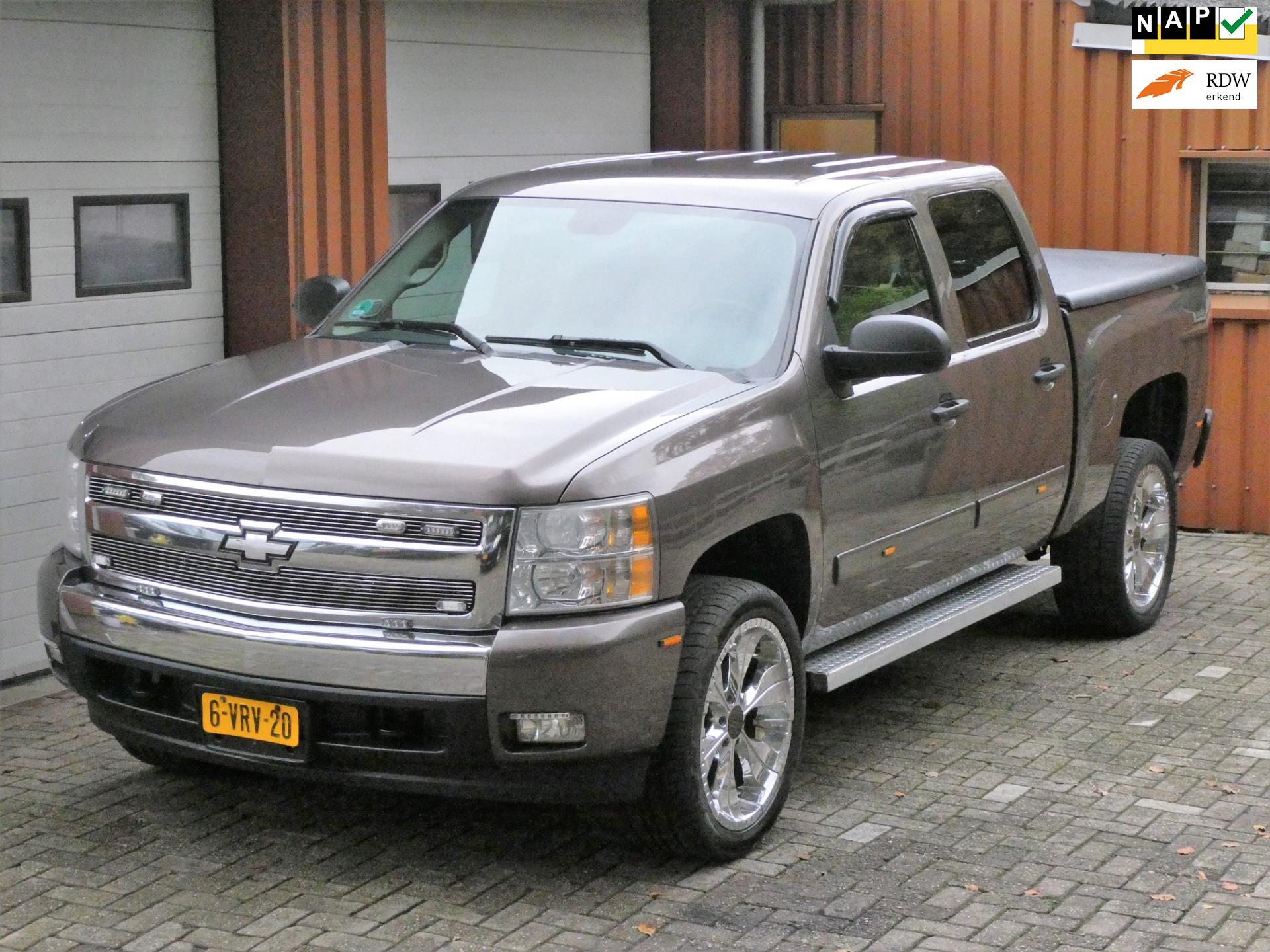 Chevrolet SILVERADO Marge occasion - Autohandel Post