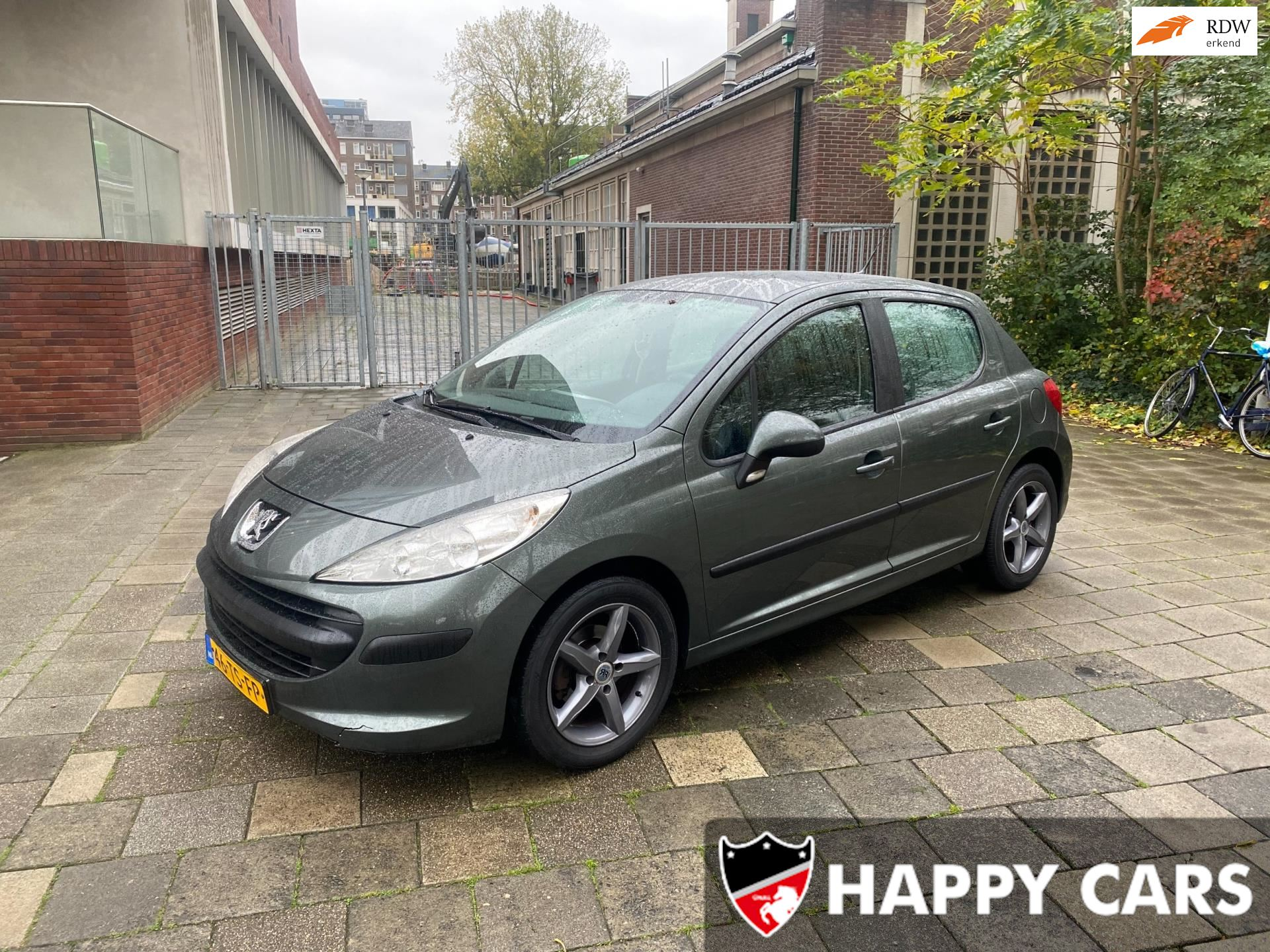 Peugeot 207 occasion - Happy Cars