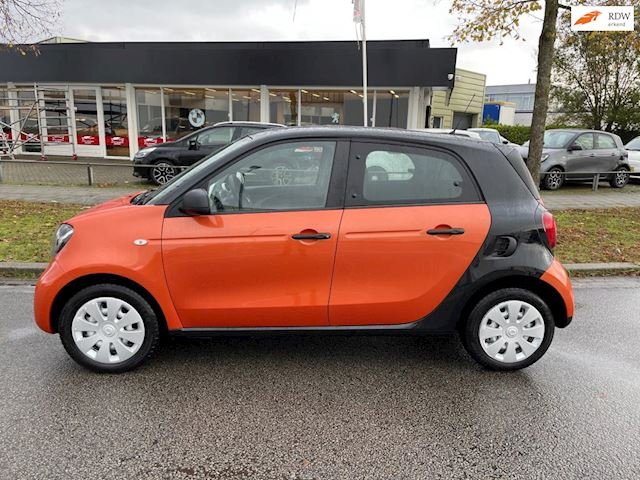 Smart Forfour Airco! Special edition! Dealer afkomstig!