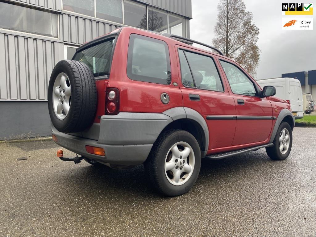 Land Rover Freelander occasion - Autobedrijf Maximus
