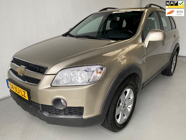 Chevrolet Captiva 2.0 VCDI Class Limited Edition Automaat PDC Climate Trekhaak