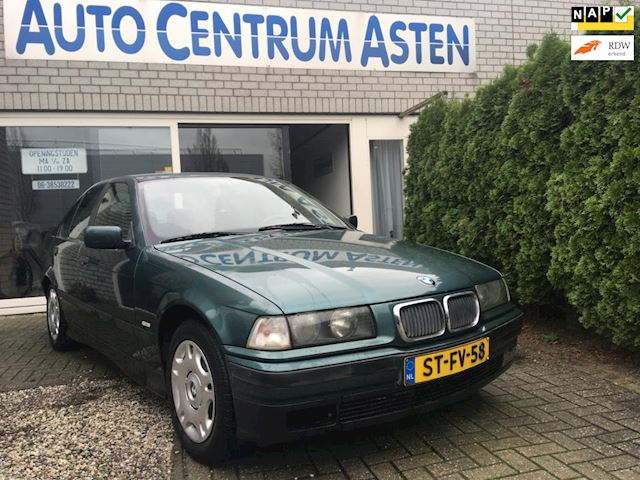 BMW 3-serie 316i Executive Lage kilometerstand