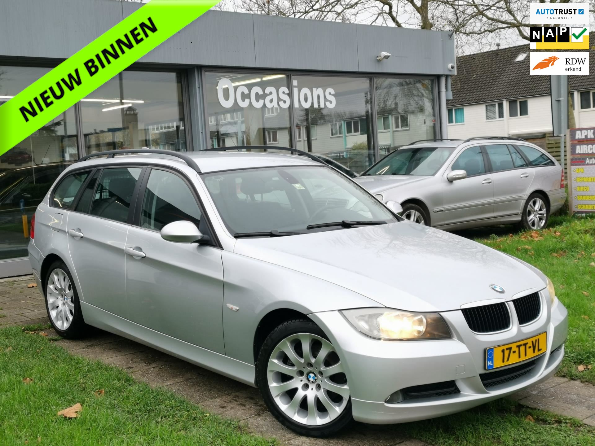 BMW 3-serie Touring occasion - Loyaal Auto's