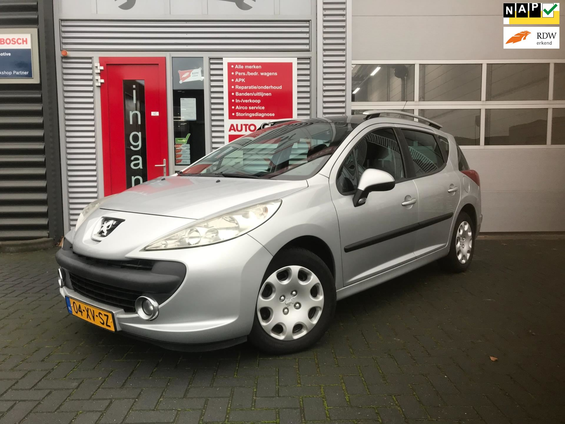 Peugeot 207 SW occasion - Garage Willemsen