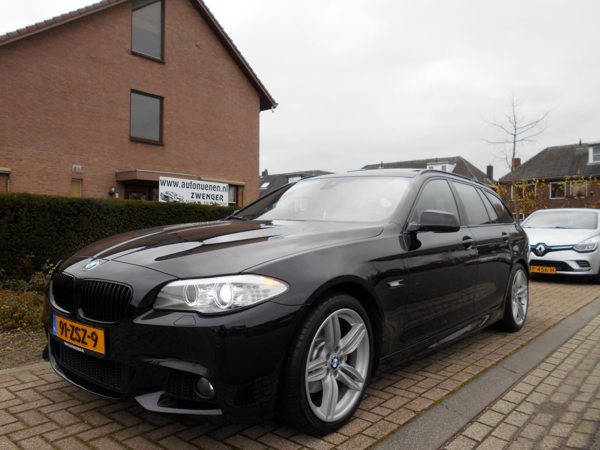 BMW 5-serie Touring occasion - Zwenger Auto's