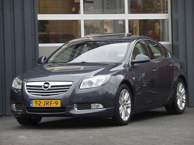 Opel Insignia 1.6 T Business OPC-line Leder Xenon Clima Navi Pdc Enz...