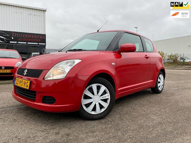 Suzuki Swift occasion - Duizendstra Automotive