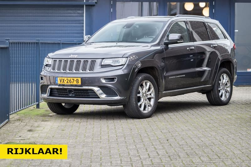 Jeep Grand Cherokee occasion - Wolters Auto's