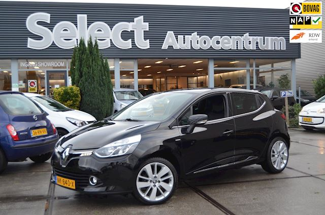 "Renault Clio 0.9 TCe Iconic | LEDER | 17""LMWIELEN 