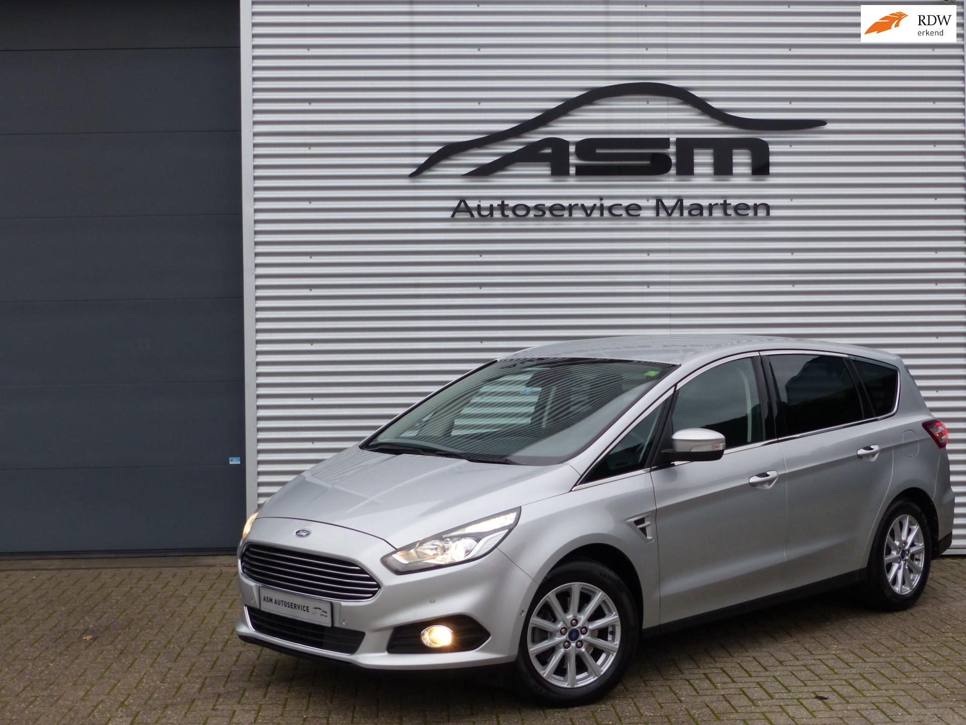 Ford S-Max occasion - ASM Autoservice Marten