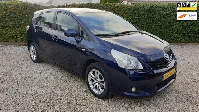 Toyota Verso 1.6 VVT-i Aspiration Nieuw Model Trekhaak