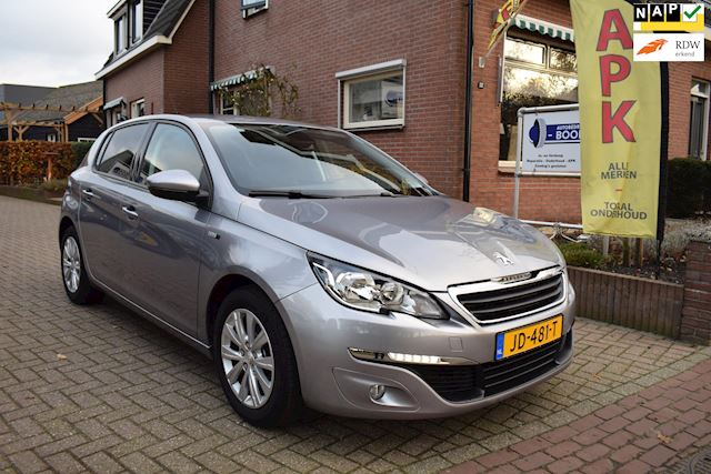 Peugeot 308 1.2 PureTech Style/5 DRS/AIRCO/NAVI/CRUISE/PDC/110PK/NETTE STAAT!