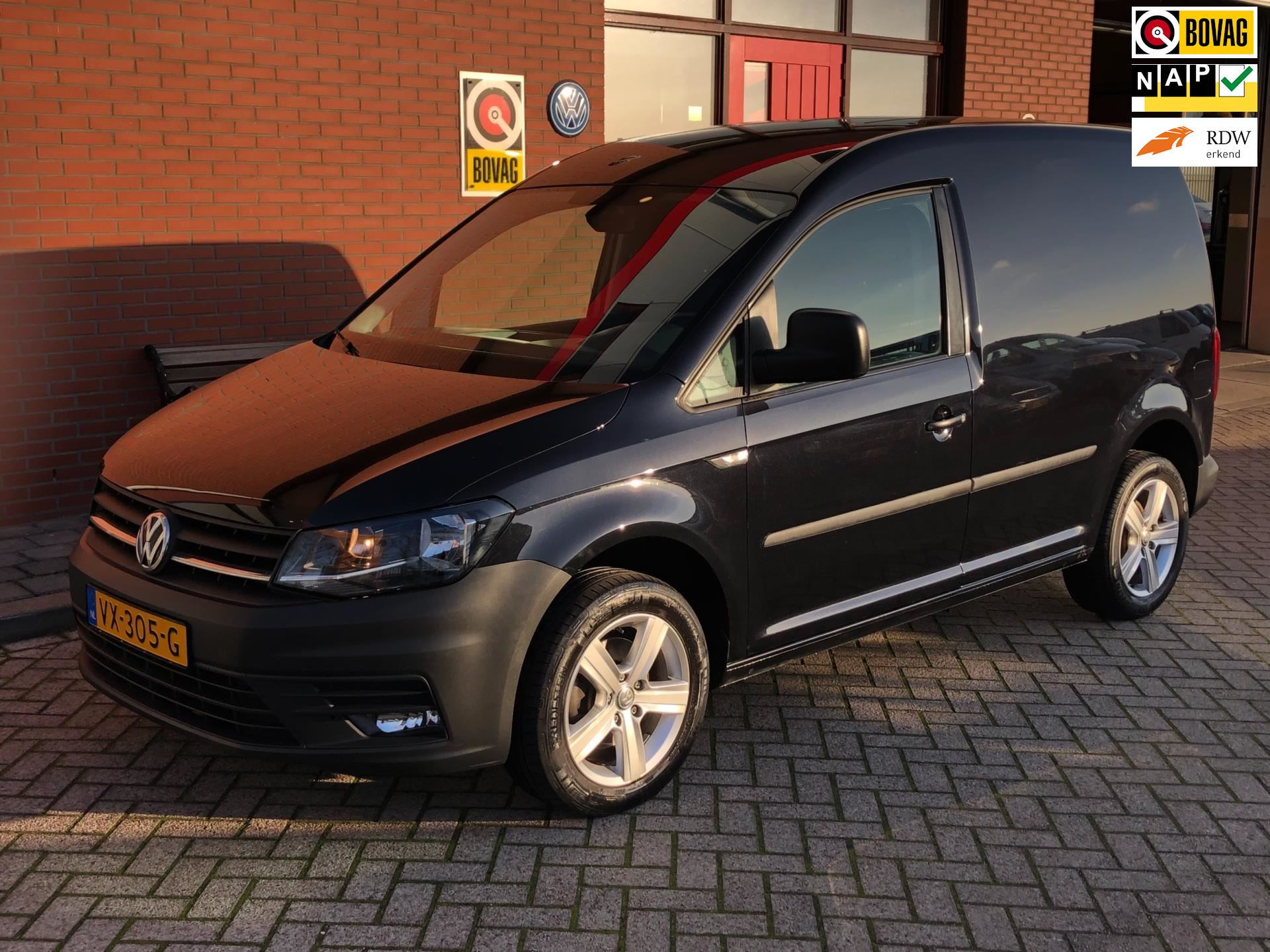 Volkswagen Caddy occasion - Wester Wognum B.V.