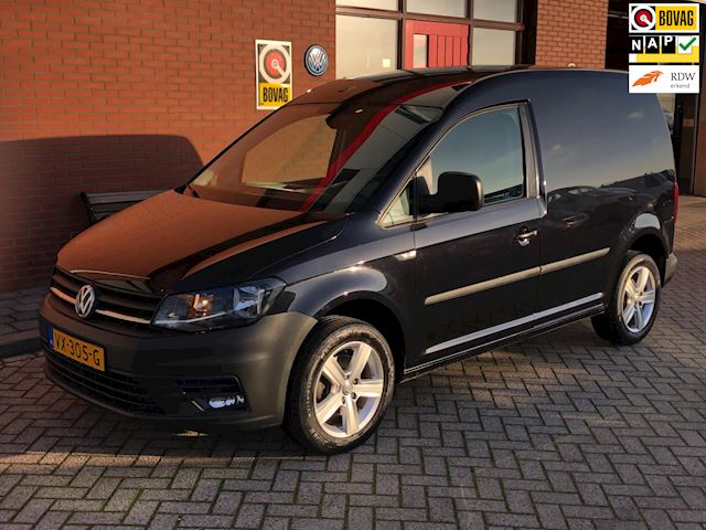 Volkswagen Caddy 2.0 TDI Black edition! Highline