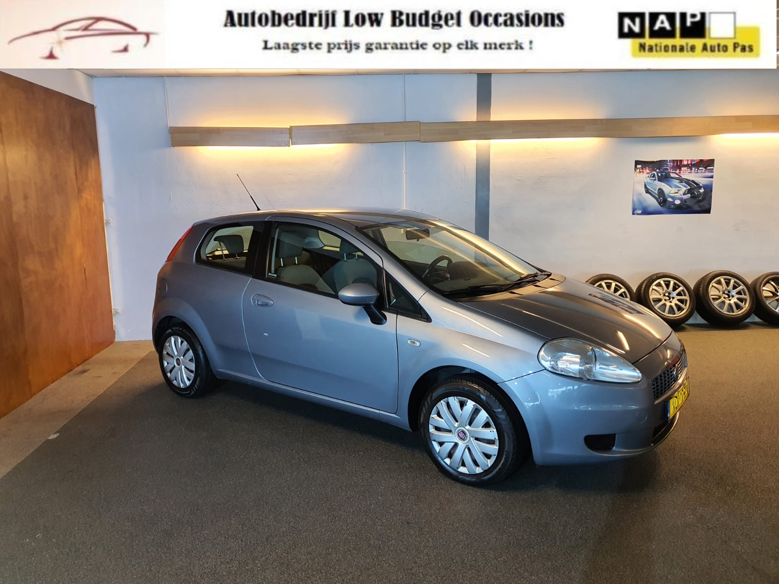 Fiat Grande Punto occasion - Low Budget Occasions