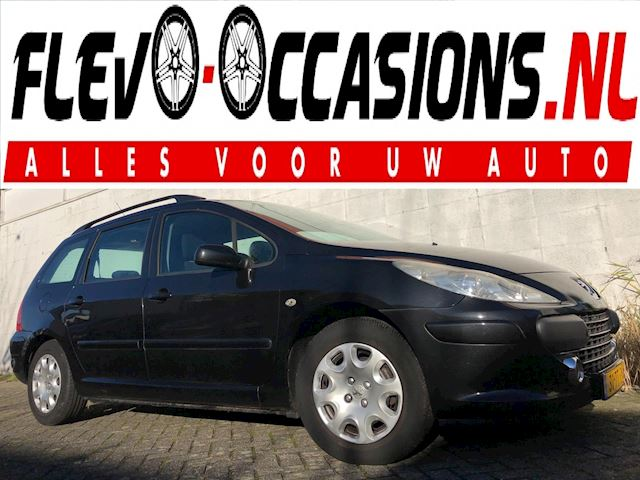 Peugeot 307 Break 1.6-16V XS LPG G3 NAP APK Airco Cruise Trekhaak