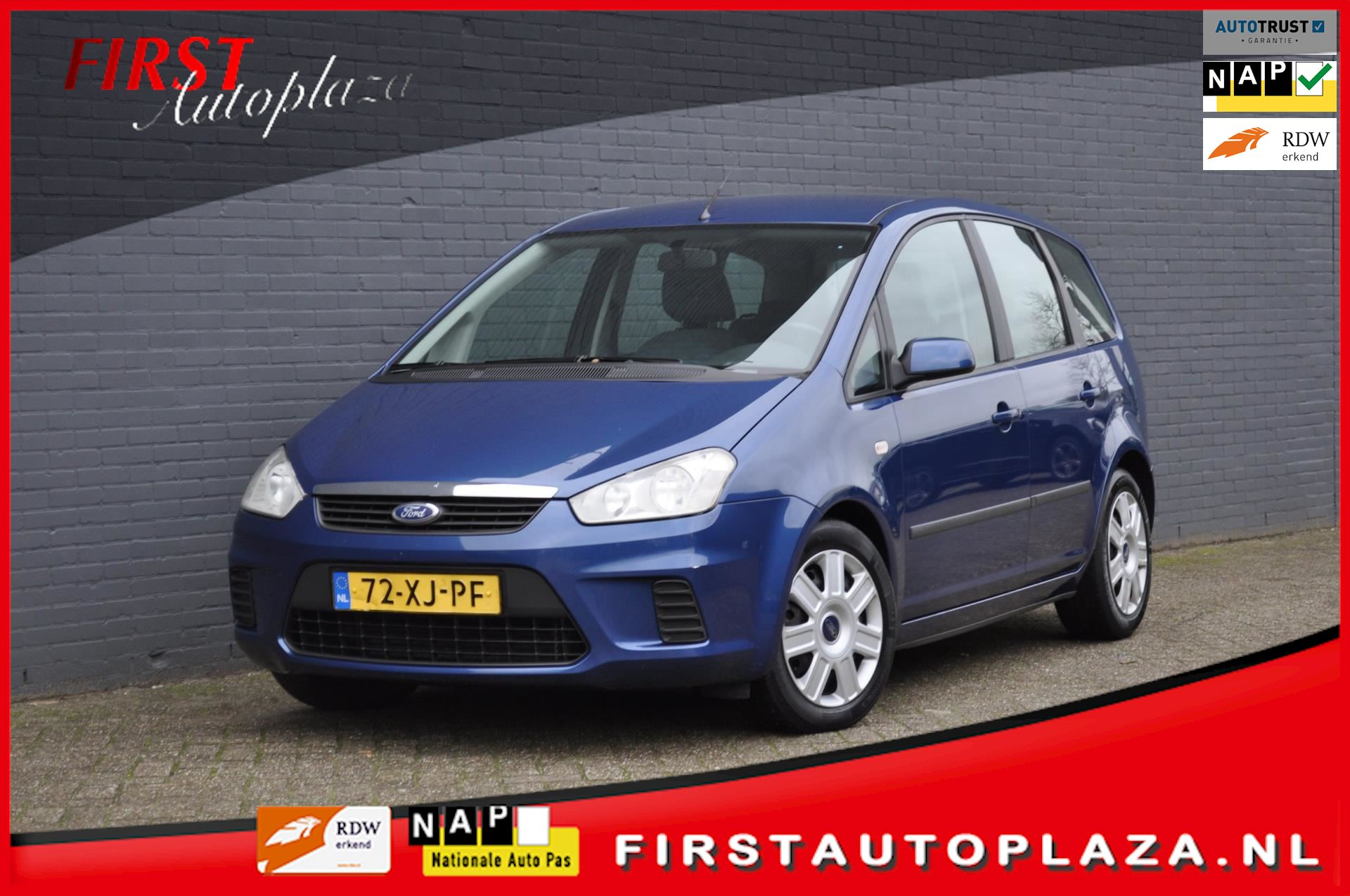 Ford C-Max occasion - FIRST Autoplaza B.V.