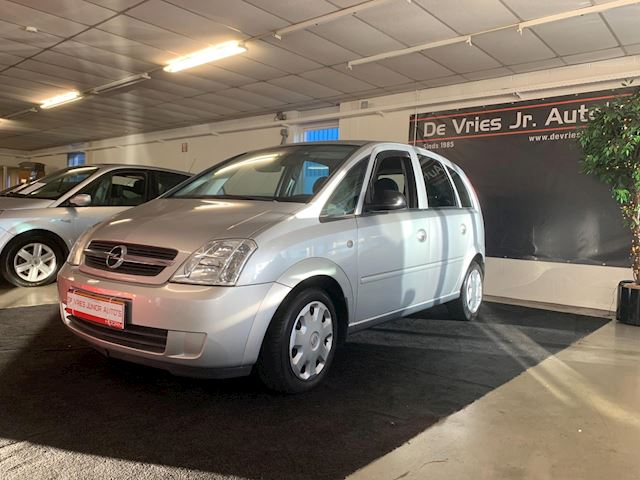 Opel Meriva occasion - De Vries Junior Auto's