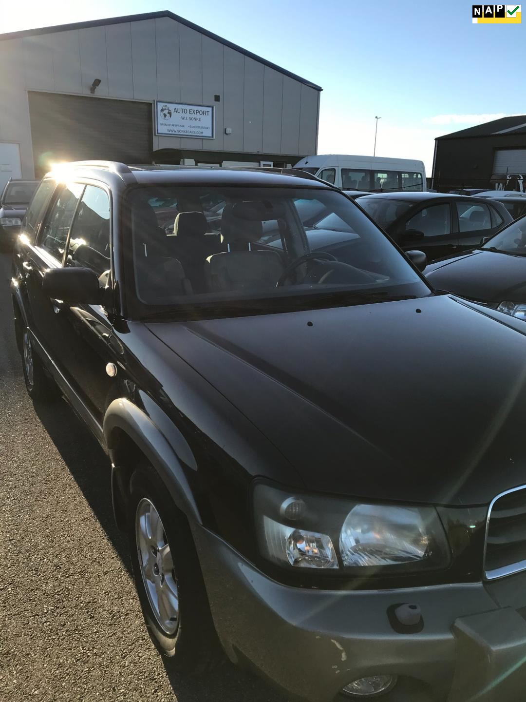 Subaru Forester occasion - Sonke Cars