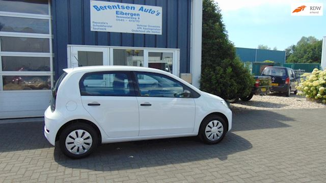 Volkswagen Up! 1.0 take up! BlueMotion