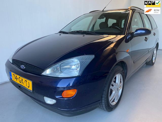 Ford Focus Wagon 1.6-16V Collection Airco Trekhaak Elek.ramen APK