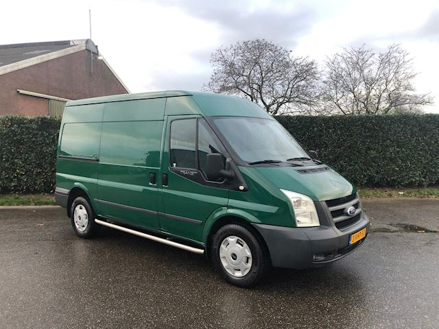 Ford Transit occasion - Bartels Auto's