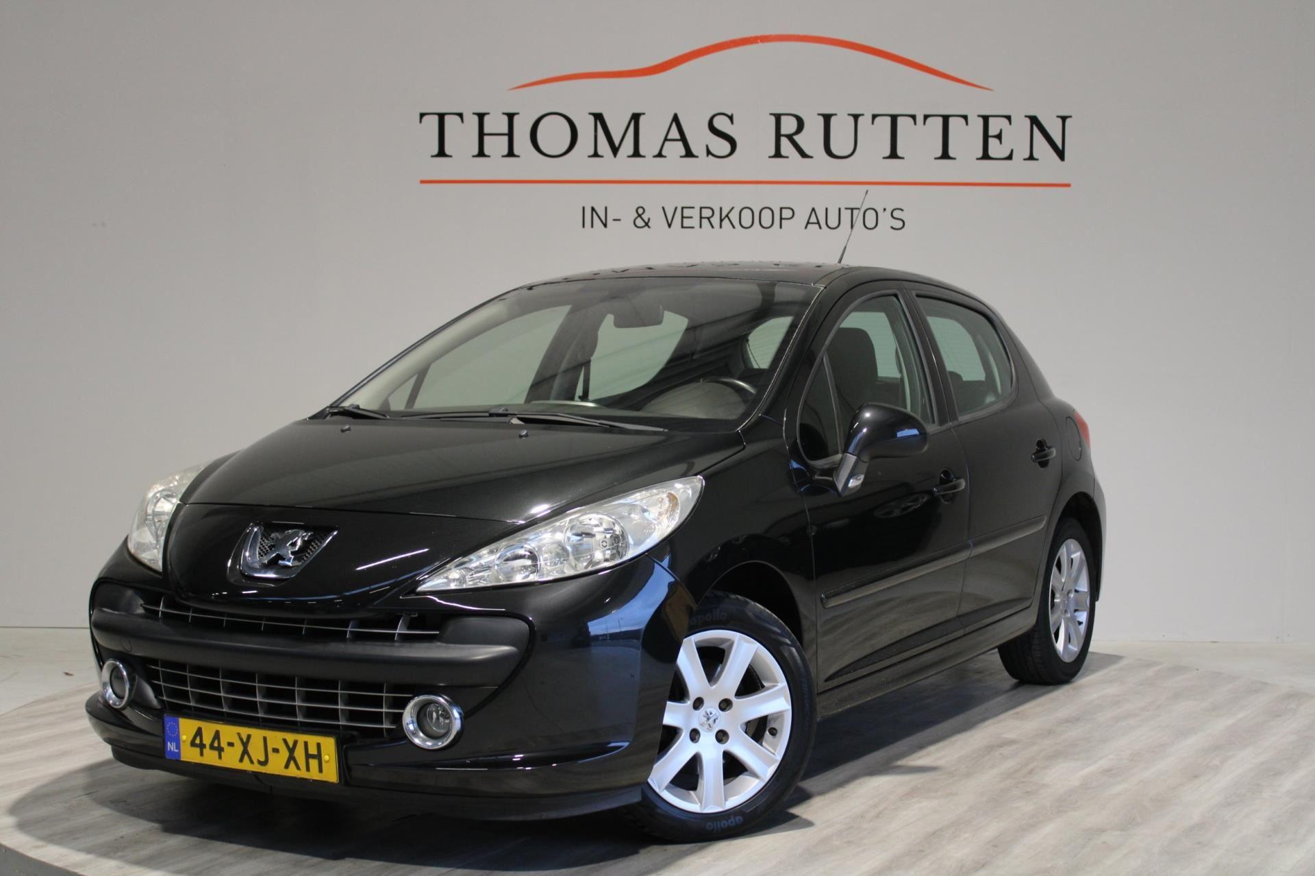 Peugeot 207 occasion - Autobedrijf Thomas Rutten