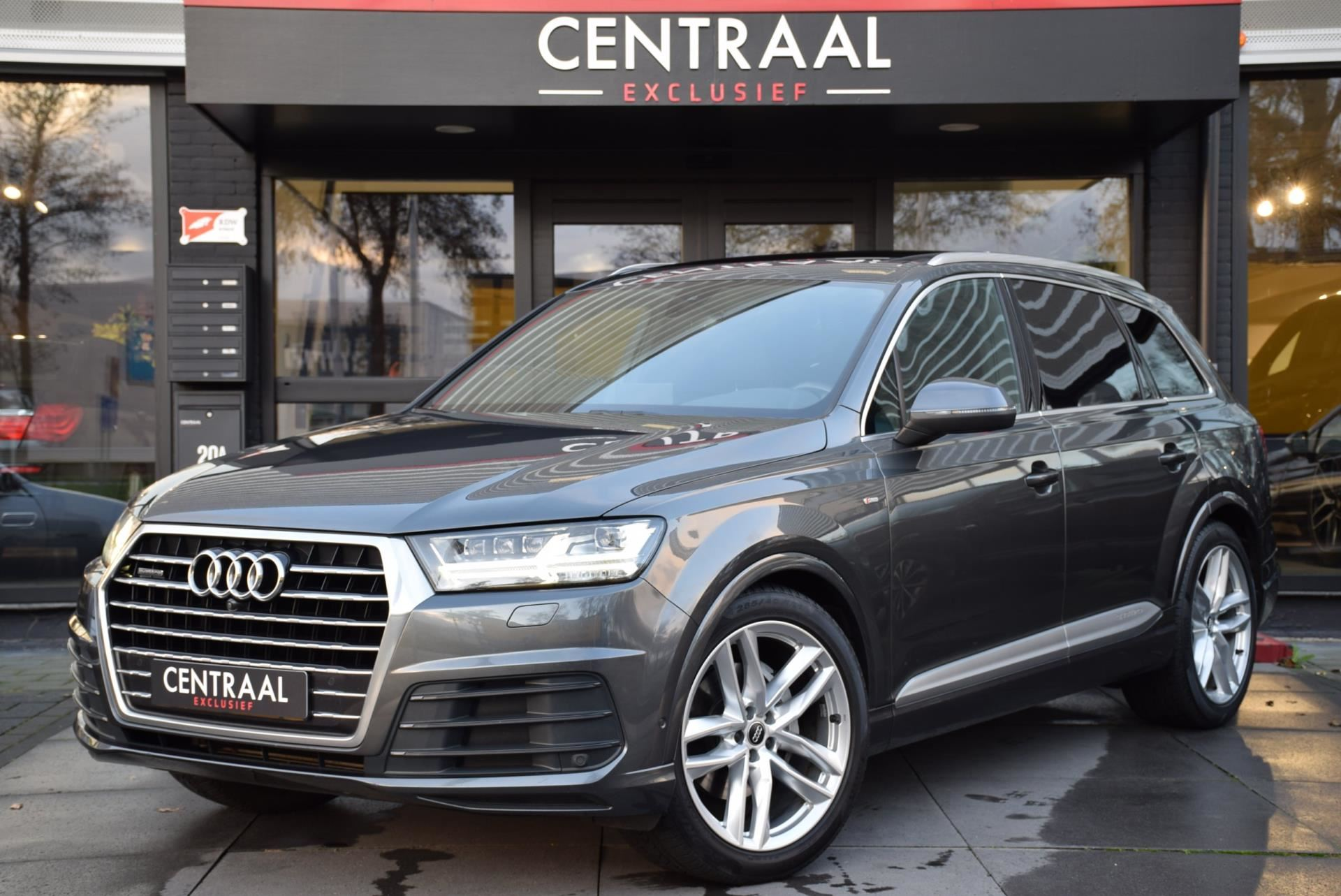 Audi Q7 occasion - Centraal Exclusief B.V.