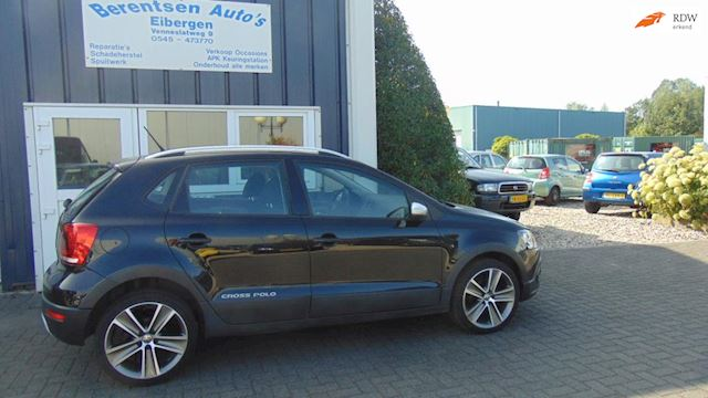 Volkswagen Polo 1.2 TSI Cross