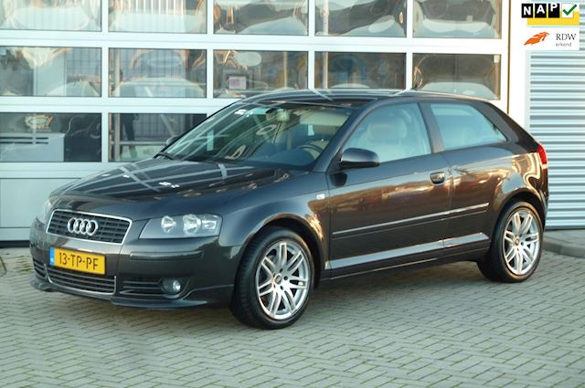 Audi A3 2.0 FSI Attraction bj.2005 Autom.|Leder|Nap.