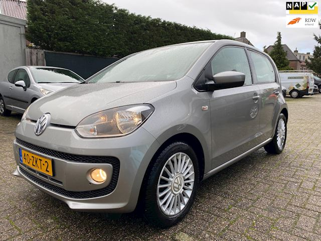 Volkswagen Up! 1.0 high up! BlueMotion / Navi / Airco / Lm velgen