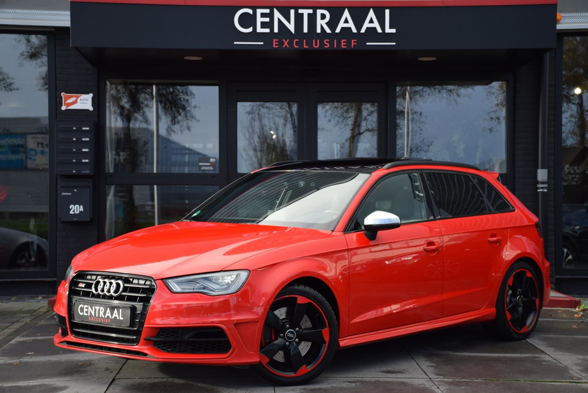 Audi S3 occasion - Centraal Exclusief B.V.