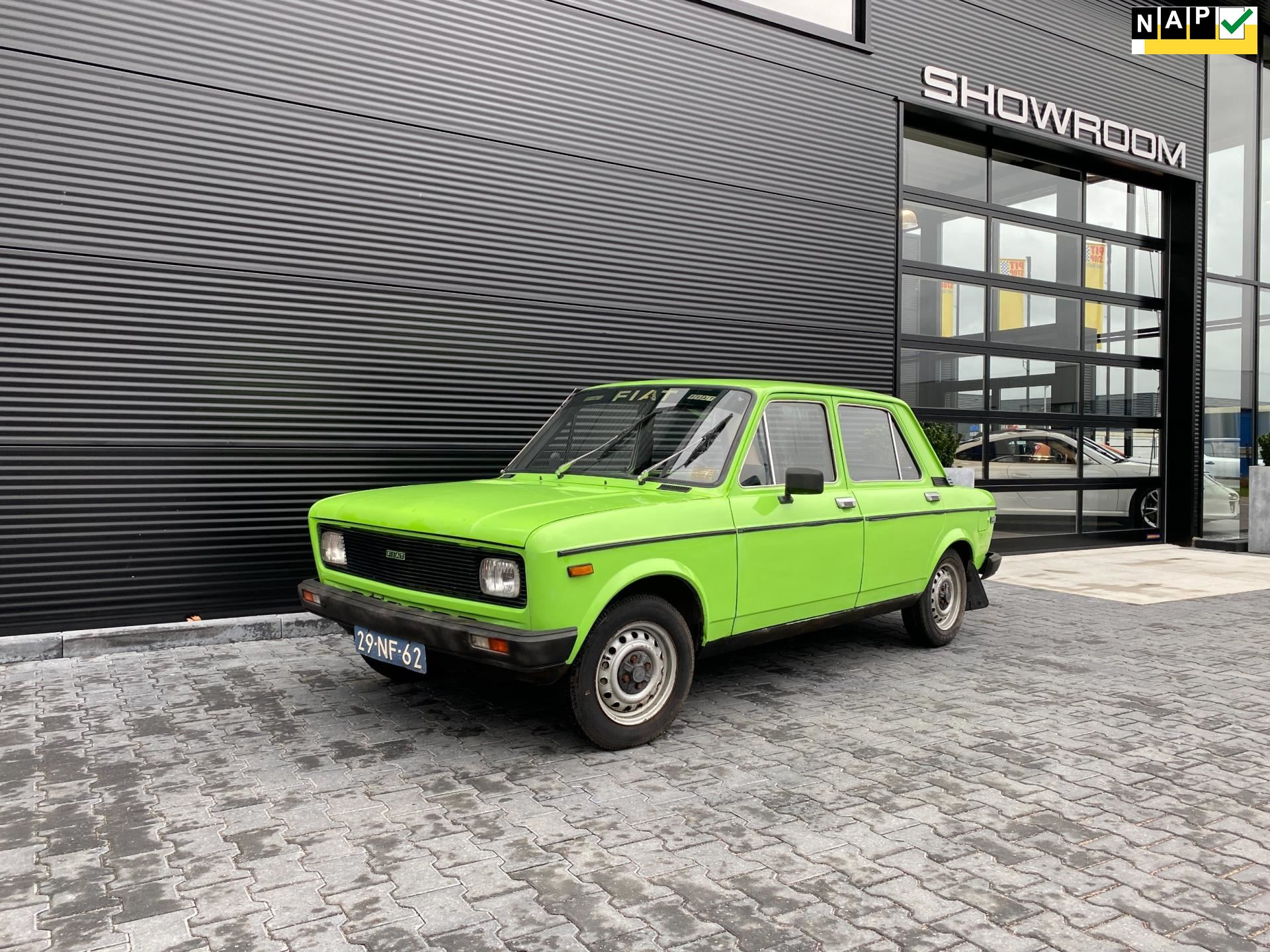 Fiat 128 occasion - Pitstop Car Trading