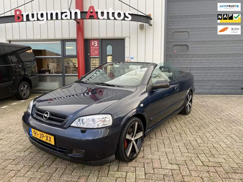Opel Astra Cabriolet occasion - Brugman Auto's