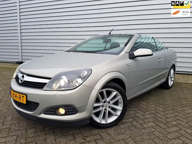 Opel Astra TwinTop 1.8 Temp. Automaat/Clima/Cruise/LM