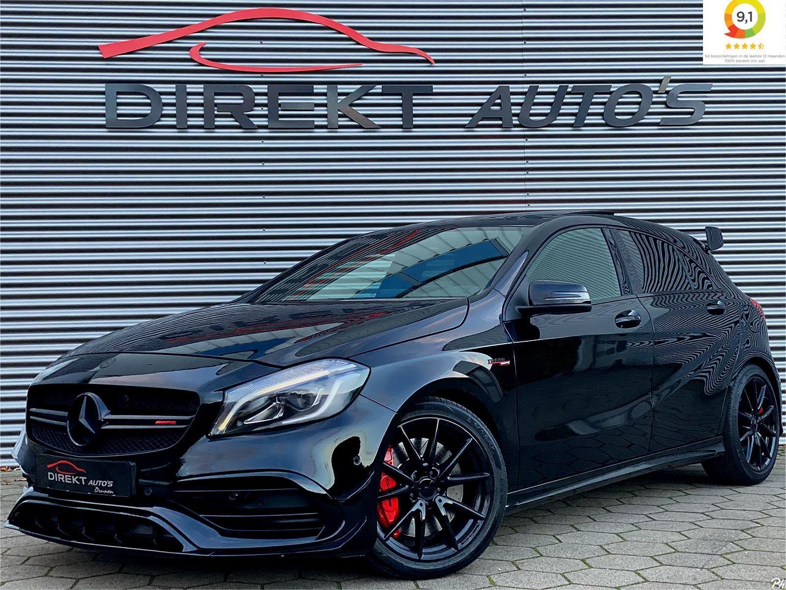 Mercedes-Benz A-klasse occasion - Direkt Auto's