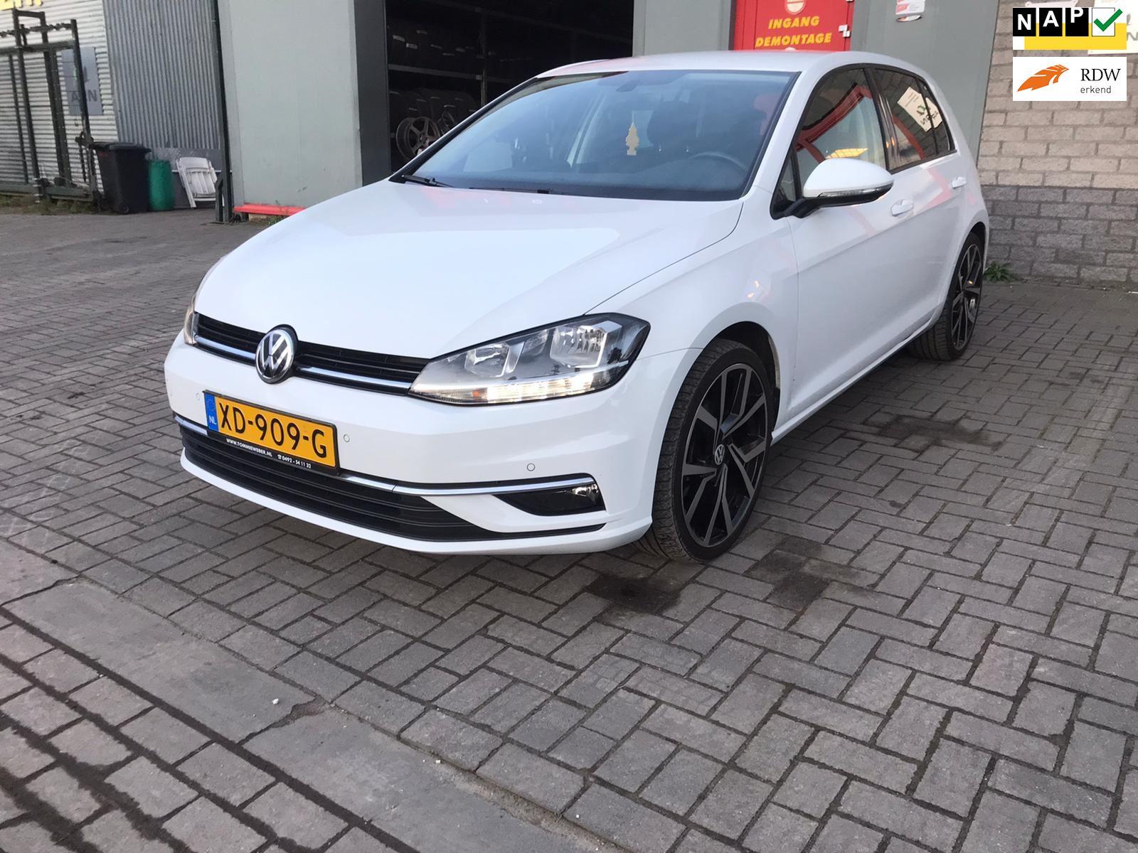 Volkswagen Golf occasion - Autobedrijf Tommie Weber & zn.