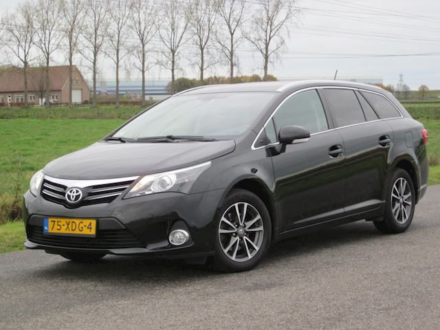 Toyota Avensis Wagon 2.0 D-4D Business Met ECC/NAVIG/CAMERA/TREKHAAK